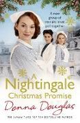 Cover-Bild zu A Nightingale Christmas Promise (eBook) von Douglas, Donna