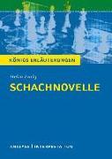 Cover-Bild zu Schachnovelle. Königs Erläuterungen (eBook) von Freund-Spork, Walburga