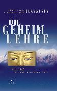 Cover-Bild zu Die Geheimlehre - Adyar Studienausgabe (eBook) von Blavatsky, Helena P.