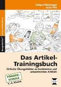 Cover-Bild zu Das Artikel-Trainingsbuch von Plöckinger, Helga
