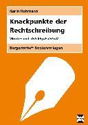 Cover-Bild zu Knackpunkte der Rechtschreibung 2 (eBook) von Hohmann, Karin