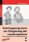 Cover-Bild zu Trainingsprogramm zur Steigerung der Lesekompetenz von Hohmann, Karin