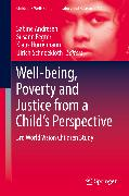 Cover-Bild zu Well-being, Poverty and Justice from a Child's Perspective (eBook) von Hurrelmann, Klaus (Hrsg.)