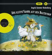 Cover-Bild zu Sommer-Bodenburg, Angela: Der kleine Vampir auf dem Bauernhof