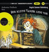 Cover-Bild zu Sommer-Bodenburg, Angela: Der kleine Vampir liest vor