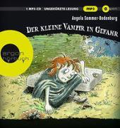 Cover-Bild zu Sommer-Bodenburg, Angela: Der kleine Vampir in Gefahr