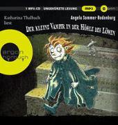 Cover-Bild zu Sommer-Bodenburg, Angela: Der kleine Vampir in der Höhle des Löwen