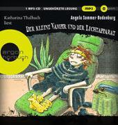 Cover-Bild zu Sommer-Bodenburg, Angela: Der kleine Vampir und der Lichtapparat