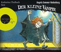 Cover-Bild zu Sommer-Bodenburg, Angela: Der kleine Vampir