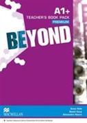 Cover-Bild zu Beyond A1+ Teacher's Book Premium Pack von Cole, Anna