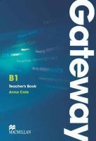 Cover-Bild zu Gateway B1. Teacher's Book von Cole, Anna