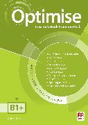 Cover-Bild zu Optimise B1+ Teacher's Book Premium Pack von Cole, Anna