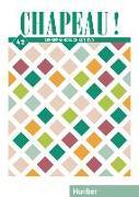Cover-Bild zu Chapeau ! A2. Lehrerhandbuch mit DVD von Laudut, Nicole