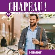 Cover-Bild zu Chapeau ! B1. 2 Audio-CDs von Laudut, Nicole