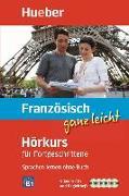Cover-Bild zu Französisch ganz leicht. Hörkurs für Fortgeschrittene von Laudut, Nicole