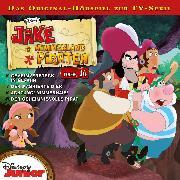 Cover-Bild zu Disney - Jake und die Nimmerland Piraten -Folge 16 (Audio Download) von Bingenheimer, Gabriele