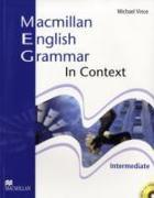 Cover-Bild zu Intermediate: Macmillan English Grammar In Context Intermediate Pack without Key - Macmillan English Grammar in Context von Vince, Michael