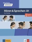 Cover-Bild zu Deutsch Hören und Sprechen A1. Das Training von Mayr-Sieber, Tanja