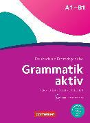 Cover-Bild zu Grammatik aktiv Üben, Hören, Sprechen A1-B1 (eBook) von Jin, Friederike
