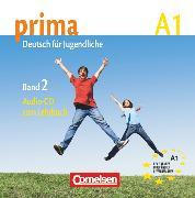 Cover-Bild zu Prima - Deutsch für Jugendliche, Bisherige Ausgabe, A1: Band 2, Audio-CD von Michalak, Magdalena