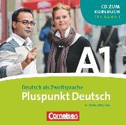 Cover-Bild zu Pluspunkt Deutsch, Der Integrationskurs Deutsch als Zweitsprache, Ausgabe 2009, A1: Teilband 1, CD von Jin, Friederike