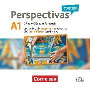 Cover-Bild zu Perspectivas contigo, Spanisch für Erwachsene, A1, Audio-CDs, Zum Kurs- und Übungsbuch