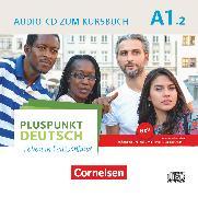 Cover-Bild zu Pluspunkt Deutsch - Leben in Deutschland, Allgemeine Ausgabe, A1: Teilband 2, Audio-CD zum Kursbuch (2. Ausgabe), Enthält Dialoge, Hörtexte und Phonetikübungen