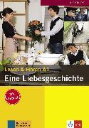Cover-Bild zu Eine Liebesgeschichte von Burger, Elke