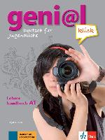 Cover-Bild zu geni@l klick A1 - Lehrerhandbuch mit integriertem Kursbuch von Fröhlich, Birgitta