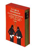 Cover-Bild zu Die Kriminalromane von Dürrenmatt, Friedrich