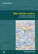 Cover-Bild zu Alles bleibt anders (eBook) von Weller, Konrad
