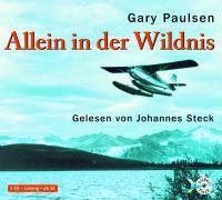 Cover-Bild zu Allein in der Wildnis von Paulsen, Gary
