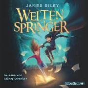 Cover-Bild zu Weltenspringer von Riley, James