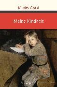 Cover-Bild zu Meine Kindheit (eBook) von Gorki, Maxim
