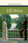 Cover-Bild zu Theodor Fontane: Effi Briest von Fontane, Theodor