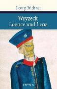 Cover-Bild zu Woyzeck / Leonce und Lena von Büchner, Georg