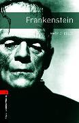 Cover-Bild zu Oxford Bookworms Library: Level 3:: Frankenstein von Shelley, Mary
