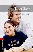 Cover-Bild zu Oxford Bookworms Library: Level 3:: Love Story von Segal, Erich