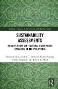 Cover-Bild zu Sustainability Assessments (eBook) von Lion, Hermann