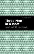 Cover-Bild zu Three Men in a Boat (eBook) von Jerome. Jerome K.