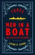 Cover-Bild zu Three Men in a Boat (eBook) von Jerome, Jerome K