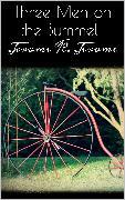 Cover-Bild zu Three Men on the Bummel (eBook) von Jerome, Jerome K.