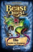 Cover-Bild zu Beast Quest 61 - Elko, Tentakel des Untergangs