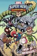 Cover-Bild zu Fisch, Sholly: Spider-Man: Web of Intrigue!