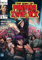 Cover-Bild zu Roman, Steven a.: The Saga of Pandora Zwieback Annual #1