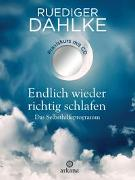 Cover-Bild zu Dahlke, Ruediger: Endlich wieder richtig schlafen