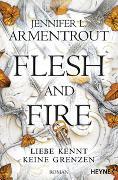 Cover-Bild zu Flesh and Fire - Liebe kennt keine Grenzen von Armentrout, Jennifer L.