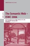 Cover-Bild zu The Semantic Web - ISWC 2006 (eBook) von Cruz, Isabel (Hrsg.)