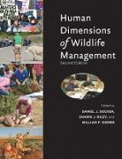 Cover-Bild zu Human Dimensions of Wildlife Management (eBook) von Decker, Daniel J. (Hrsg.)