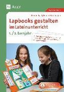 Cover-Bild zu Lapbooks gestalten im Lateinunterricht von Bartl, Florian